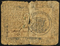 Continental Currency May 10, 1775 $1 Good