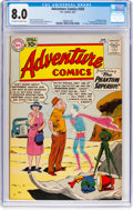 Silver Age (1956-1969):Superhero, Adventure Comics #283 (DC, 1961) CGC VF 8.0 Off-white to whitepages....