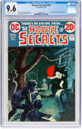 Bronze Age (1970-1979):Horror, House of Secrets #102 (DC, 1972) CGC NM+ 9.6 Off-white to whitepages....