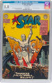 All Star Comics #51 (DC, 1950) CGC VG/FN 5.0 Off-white pages