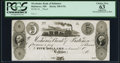 Obsoletes By State:Maryland, Baltimore, MD- The Mechanics Bank of Baltimore $5 18__ Proof PCGS Apparent Choice New 63.. ...