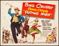 Movie Posters:Musical, Riding High & Others Lot (Paramount, 1950). Half S...