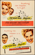 Movie Posters:Comedy, The Solid Gold Cadillac (Columbia, 1956). Half She...