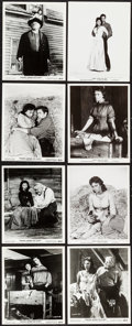 """Movie Posters:Drama, Desire Under the Elms (Paramount, 1958). Photos (26) (Approx. 8"""" X10"""" & 8.25"""" X 10""""). Drama.. ... (Total: 26 Items)"""
