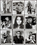 """Movie Posters:Crime, Dillinger (American International, 1973). Photos (27) & Behind-The-Scenes Photos (3) (Approx. 8"""" X 10""""). Crime.. ... (Total: 30 Items)"""
