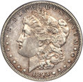 Morgan Dollars, 1893-S $1 XF45 ANACS....