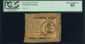 Colonial Notes:Continental Congress Issues, Continental Currency May 10, 1775 $3 PCGS Choice About New 55.. ...