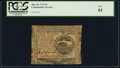 Colonial Notes:Continental Congress Issues, Continental Currency May 10, 1775 $4 PCGS New 61.. ...