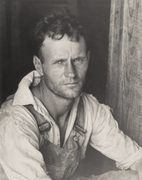 Walker Evans (American, 1903-1975) A Group of Seven Photographs Depicting the South, circa 1930s Gel