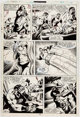 Gene Colan and Bob Wiacek What If? #21 Story Page 27 Original Art (Marvel, 1980)