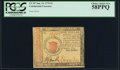 Colonial Notes:Continental Congress Issues, Continental Currency January 14, 1779 $1 PCGS Choice About New 58PPQ.. ...