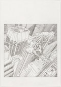 Original Comic Art:Illustrations, Jim Calafiore Spider-Man Illustration Original Art(1999)....