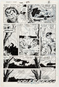 Original Comic Art:Panel Pages, Sal Buscema Thor #372 Page 2 Original Art (Marvel, 1986)....