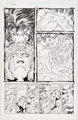 Jim Lee and Scott Williams WildC.A.T.s: Covert Action Teams #13 Story Page 21 Original Art (Image, 1994)