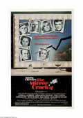"Movie Posters:Mystery, The Mirror Crack'd (Associated Film Distribution, 1980) One Sheet (27"" X 41""). This is a vintage, theater used poster for th..."