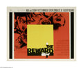 """Movie Posters:Western, The Reward (20th Century Fox, 1965) Half Sheet (22"""" X 28""""). This is a vintage, theater used poster for this western drama th..."""