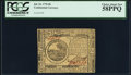 Colonial Notes:Continental Congress Issues, Continental Currency July 22, 1776 $6 PCGS Choice About New 58PPQ.. ...