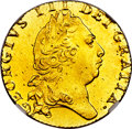 Great Britain, Great Britain: George III gold Guinea 1798 MS66 NGC,...