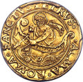 Italy:Papal States, Italy: Papal States. Innocent VIII gold Ducat (Fiorino di Camera) ND (1484-1492) MS62 PCGS,...