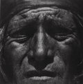 Works on Paper, Dorothea Lange (American, 1895-1965). Hopi Indian, New Mexico, 1923. Gelatin silver, printed later. 14 x 11 inches (35.6...