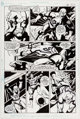 Dave Cockrum and Jose Marzan Jr. Justice League America Annual #6 Story Page 30 Original Art (DC, 1992)