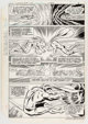 Curt Swan and Dave Hunt Superman #380 Story Page 4 Original Art (DC, 1983)