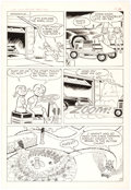 Original Comic Art:Panel Pages, Harry Lucey and Marty Epp Life With Archie #28 Story PagesOriginal Art Group of 3 (Archie Comics, 1964).... (Total: 3Original Art)