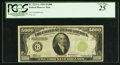 Fr. 2221-G $5,000 1934 Federal Reserve Note. PCGS Very Fine 25
