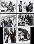 "Movie Posters:Academy Award Winners, Lawrence of Arabia (Columbia, R-1971). Photos (6) (Approx. 8"" X10""). Academy Award Winners.. ... (Total: 6 Items)"