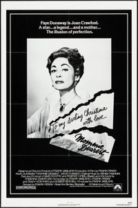 """Mommie Dearest & Other Lot (Paramount, 1981). One Sheets (2) (27"""" X 41"""") & Mini Lobby Card Set of 8 (8..."""