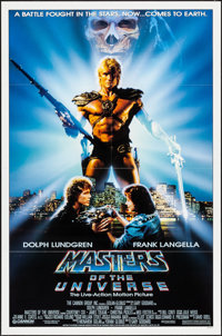 "Masters of the Universe & Other Lot (Cannon, 1987). Folded, Very Fine+. One Sheets (2) (27"" X 41""). Action..."