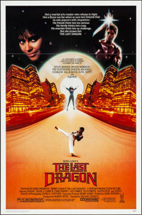 "The Last Dragon & Others Lot (Tri-Star, 1985). One Sheets (3) (27"" X 41"" & 27"" X 39.5&quo..."