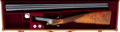 Shotgun:Double Barrel, Cased Winchester Model 21 Double Barrel Shotgun.... (Total: 2 Items)