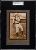 Baseball Cards:Singles (Pre-1930), 1911 Jones, Keyser & Arras Christy Mathewson #343 SGC 50 VG/EX 4....