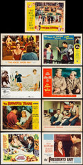 "Movie Posters:Drama, The Big Circus & Others Lot (Allied Artists, 1959). Lobby Cards(18) (11"" X 14""). Drama.. ... (Total: 18 Items)"