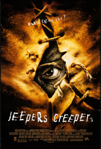 """Jeepers Creepers & Other Lot (United Artists, 2001). One Sheets (3) (27"""" X 40"""" & 27"""" X 41..."""
