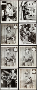Movie Posters:Western, Man with the Gun (United Artists, 1955). Photos (1...
