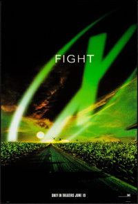 """The X-Files (20th Century Fox, 1998). Rolled, Very Fine/Near Mint One Sheets (2) (27"""" X 40"""") SS Advance, Style..."""