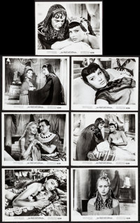 "Two Nights with Cleopatra (Ultra Film, 1964). First U.S. Release Photos (13) (8"" X 10""). Foreign. ... (Total:..."