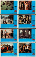 """Movie Posters:Western, The Wild Bunch (Warner Brothers, 1969). Lobby Card Set of 8 (11"""" X14""""). Western.. ... (Total: 8 Items)"""
