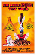 "Movie Posters:Animation, The Little Injun That Could & Other Lot (Maroon Studios, 1988).Rolled, Very Fine+. One Sheets (2) (27"" X 41""). Anima..."
