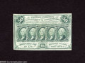 Fractional Currency:First Issue, Fr. 1312 50c First Issue Choice New. A somewhat tight right margin is all that prevents this well printed note from achievin...