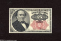 Fractional Currency:Fifth Issue, Fr. 1308 25c Fifth Issue Gem New. An exceptional long key Walker note with four broad and even margins coupled with bright i...