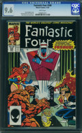 Fantastic Four #308 (Marvel, 1987) CGC NM+ 9.6 WHITE pages