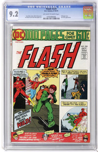 The Flash #229 (DC, 1974) CGC NM- 9.2 Off-white to white pages