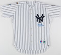 "Autographs:Jerseys, Derek Jeter ""4x WS Champs"" Signed Limited Edition New York Yankees Jersey...."