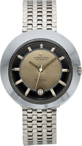 Timepieces:Wristwatch, Hamilton Odyssee 2001, Rare Model, Stainless Steel, Automatic,Circa 1970. ...