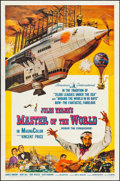 """Movie Posters:Science Fiction, Master of the World (American International, 1961). Folded, Very Fine-. One Sheet (27"""" X 41""""). Science Fiction.. ..."""