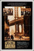 """Movie Posters:Crime, Once Upon a Time in America (Warner Brothers, 1984). Folded, VeryFine+. One Sheet (27"""" X 41""""). Crime.. ..."""