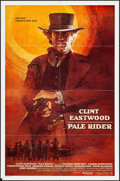 "Movie Posters:Western, Pale Rider (Warner Brothers, 1985). Folded, Fine/Very Fine.International One Sheet (27"" X 41""). Dave Grove Artwork. Western..."